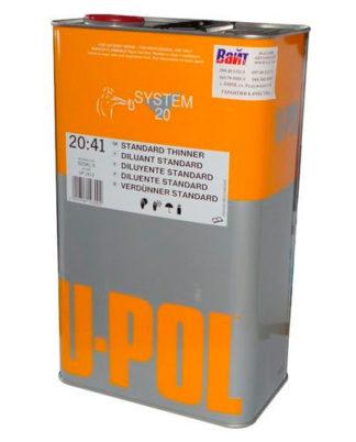 U-POL S2041 akryyliohenne 5L
