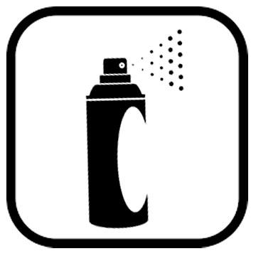 Spray tuotteet